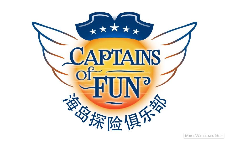 logo design on light background