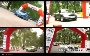2010 Bridgestone Eco-Rally video