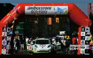 2011 Bridgestone Eco-Rally video