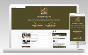 responsive branded profile