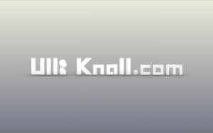 ulli knall sculptural logo